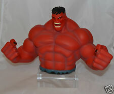 """THE HULK Marvel 11"""" Bust Bank Money Bank (11"""" wide fist-to-fist) The Avengers"""