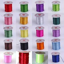 10M Crystal Elastic Stretch Jewelry Bracelet Making Beading Thread Cord String