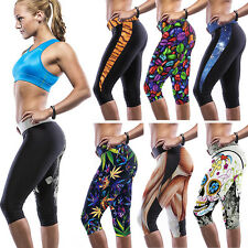 2015 Neu Damen Stretchhose Leggins Stoff Leggings Treggings Skinny Hosen Tihgts