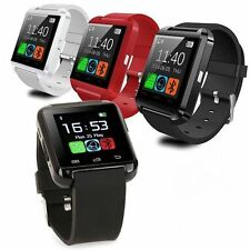 U8 Bluetooth Smart Wrist Watch Phone Mate For Android IOS Iphone Samsung HTC  ^