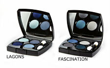 CHANEL LES 4 OMBRES QUADRA LAGONS FASCINATION EYESHADOW QUARTET PALETTE RRP £40