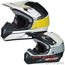 Ski-Doo XC-4 Cross Drift Snowmobile Helmet 2017 - 448252
