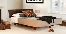 Handmade Wooden Floating Bed - By Get Laid Beds