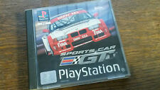 * Sony Playstation One Game * SPORTS CAR GT * PS1
