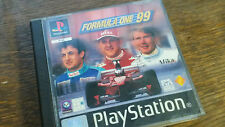* Sony Playstation One Game * FORMULA ONE 99 * PS1