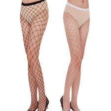 New Sexy Women's Big Mesh Fishnet Net Pattern Ladies Pantyhose Stockings Tights