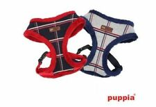 Any Size - PUPPIA - SCHOLASTIC - Dog Puppy Soft Harness - Navy