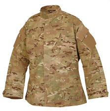 MultiCam Camo Tactical Response Uniform Men's Shirt by TRU SPEC 1265 - Nyco