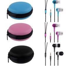 3.5mm Earbud Earphone Headset For Mobile Phone iPhone MP3 MP4 Tablet PC Laptop