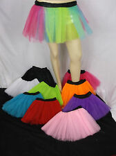 Tutu Ladies Tutu Fancy Dress Tutu 2 Layer Tutu 1980's Fancy Dress Ballet Tutu