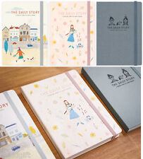 The Daily Story Diary Scheduler Planner Journal Agenda Schedule Book Notebook