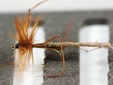 EXT BODY DADDY LONG LEGS CRANE FLY Dry Trout Fishing Flies various options