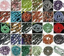 HOT Natural Gemstone Loose Freeform Chip Beads Fit Jewelry Bracelet Necklace