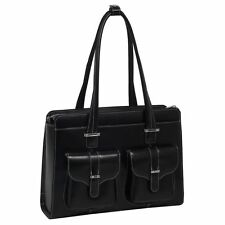 McKlein USA Alexis Leather Laptop Handbag For Women Business Tote