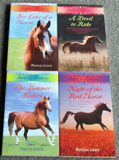 The Jinny at Finmorys Series by Patricia Leitch SET of 4  Night of the Red Horse