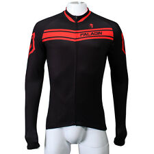 Men New Cycling Jersey Long sleeve Biking Apparel Paladinsport Cycling Clothing