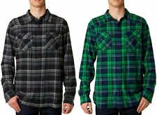 Fox Racing Mens Tidal Long Sleeve Flannel Shirt