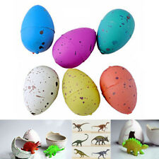 4/6PCS 2 Size Growing Dino Eggs Hatching Dinosaur Add Water Inflatable Child Toy