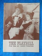Twelfth Night - St. James Theatre Playbill - February 10th, 1941 - Helen Hayes