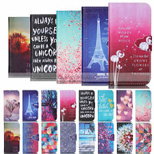 -YX Painted Leather Stand Case Cover For Apple iPhone 6S Plus 5G 5S 5C Touch 6/5