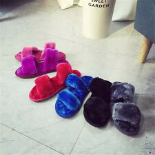Candy Color Women Slippers Winter Comfortable And Soft Home Indoors Slippers W67