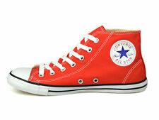 Converse Chuck Taylor All Star Dainty Mid Carnival Red UK 3-5.5