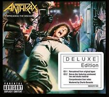 Spreading the Disease - Anthrax Compact Disc