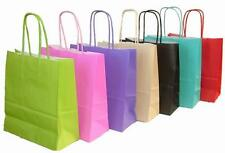 Party Paper Carrier Bags with Twisted Handles ~ Gift Bag