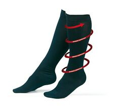 Flight & Travel Socks, Mens & Ladies Black DVT Compression Circulation socks