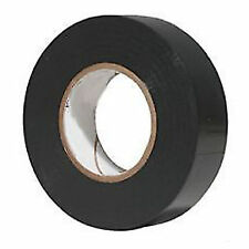 2 X PVC ELECTRICAL INSULATION TAPE  ADHESIVE RUBBER 19MM X 20 METERS
