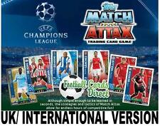 Match Attax Champions League 2015/2016 15/16 BASE - PSG, REAL MADRID, OLYMPIACOS