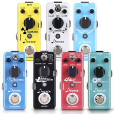 Effect Pedal Morpher Distortion/overdrive/Chorus/Giant metal/Fuzz/Flanger/Killer