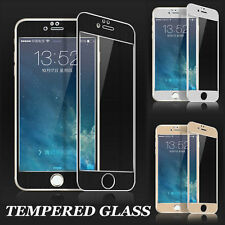 Premium Real Screen Protector Aluminum Tempered Glass Protective Film For iPhone