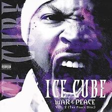 War & Peace 2 (the Peace Disc) - Ice Cube New & Sealed LP Free Shipping