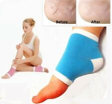 SPA Moisturizing Treatment Relieve Dry Crack Split Feet Heels Gel Sock Skin Care