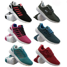 LADIES SPORTS GYM FITNESS JOGGING RUNNING CASUAL TRAINERS SHOES SIZE ZX ROSHE