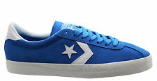 Converse Break Point Ox Mens Suede Leather Lo Trainers Blue 147454C D117