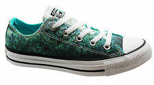Converse Chuck Taylor All Star Ox Womens Low Trainers Canvas Peacock 547290C U89
