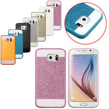 New Diamond Crystal Rhinestone Case Cover Skin Shell For Samsung Galaxy S6 G9200