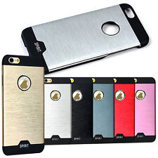 Apple Iphone 6plus/iphone6splus 5.5inch Sprit Metal Bumper Phone case free film