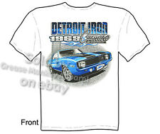 1969 Camaro T Shirts 69 Z28 Chevy Shirt Chevrolet Clothing Muscle Car Apparel