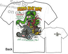 Ratfink T Shirts Hot Rod Clothes Ford Shirt Big Daddy Clothing Ed Roth 1932 Tee