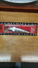 LUCKY CRAFT POINTER 100SP JERKBAIT MS AMERICAN SHAD