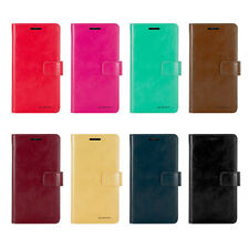 Samsung Galaxy S3 i9300 i747 t999 Mercury Bluemoon Wallet Stand Phone case cover