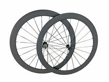 Super Light Wheelset 50mm Depth Carbon Clincher Wheels Carbon Road Bike Bicycle