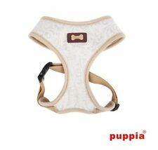 Any Size - PUPPIA - GALA ll - Dog Puppy Soft Harness - Beige