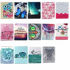 Luxury Magnet Flip Leather Wallet Purse Card Slot Stand Case Pouch For Tablets
