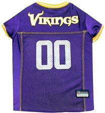 Dog Puppy Jersey Shirt - Minnesota Vikings - NFL Officially Licensed - Small
