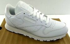 Reebok Classic Leather  Junior  White/White - J90139  Youth Sizes  NWD