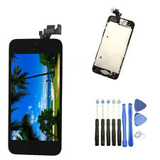 LCD Display Touch Screen Digitizer Assembly With Small Parts & Tool For Iphone 5